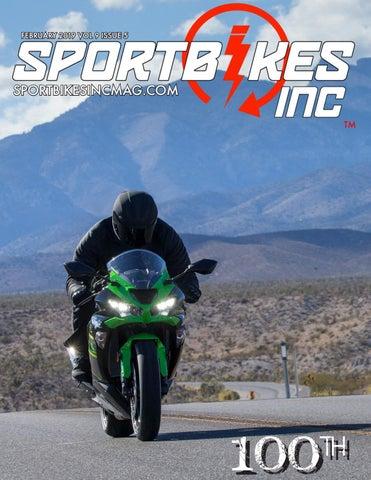 bc3aed765823e SportBikes Inc Magazine February 2019 by Hard Knocks Motorcycle ...
