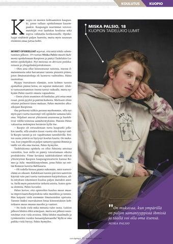 Page 11 of Omaa tietä etsimässä