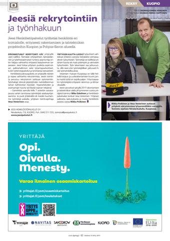 Page 43 of Jeesiä rekrytointiin ja työnhakuun