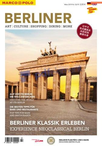 392d70e59b77b6 Where Magazine Berlin Apr 2019 by Morris Media Network - issuu