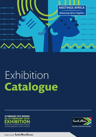 Meetings Africa 2019 Exhibitor Catalogue by Contact