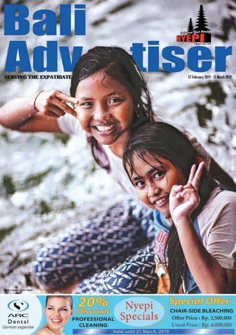 0b9b0d523d54 Bali Advertiser: 27 February 2019 by Bali Advertiser - issuu