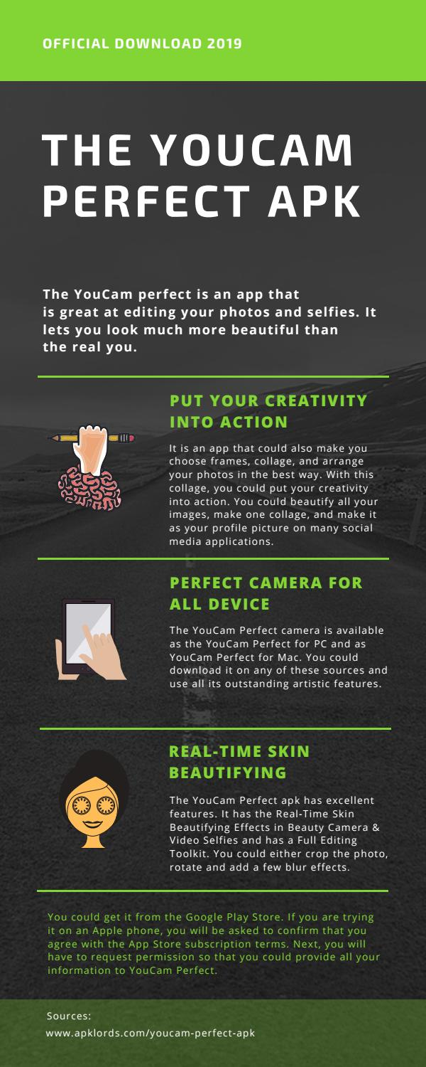 YouCam Perfect apk by Amelia Kelly - issuu