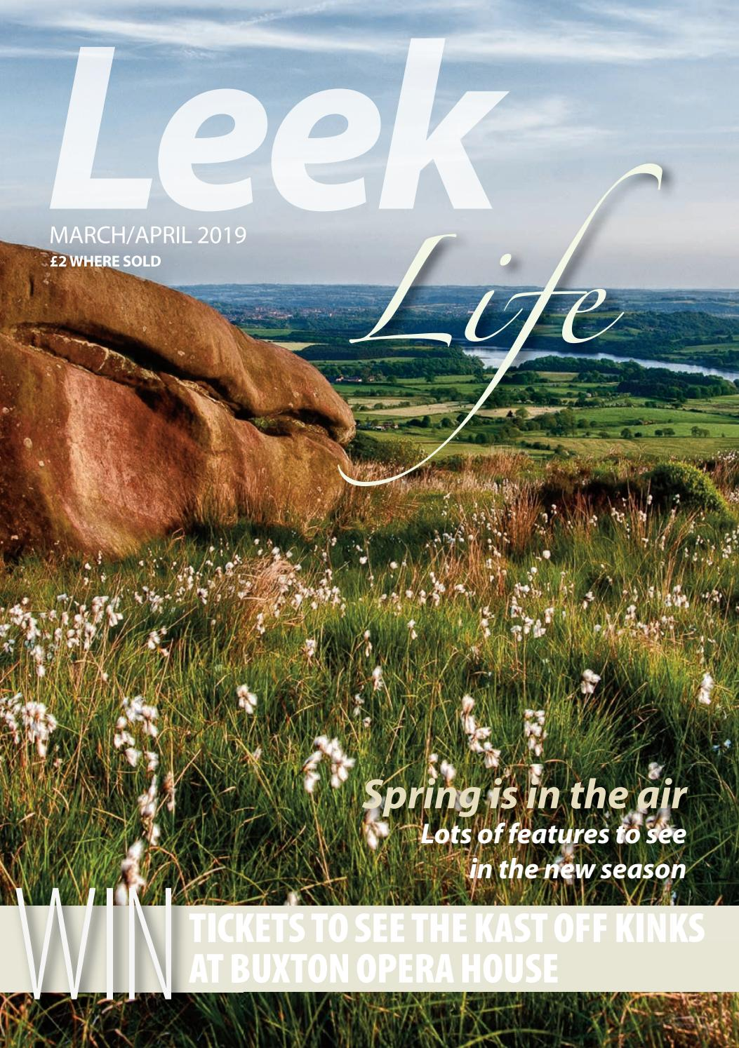 Leek Life Mar Apr 2019 By Times Echo And Life Issuu