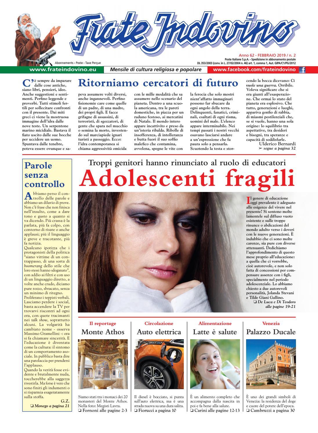 51525c203e Febbraio by Edizioni Frate Indovino - issuu