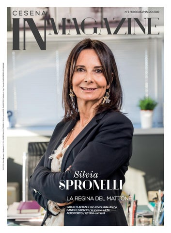 82d37221f7d9 Cesena IN Magazine 01 2019 by Edizioni IN Magazine srl - issuu