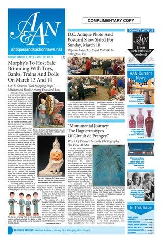 b4331de565972 Antiques   Auction News 121418 by Antiques   Auction News - issuu