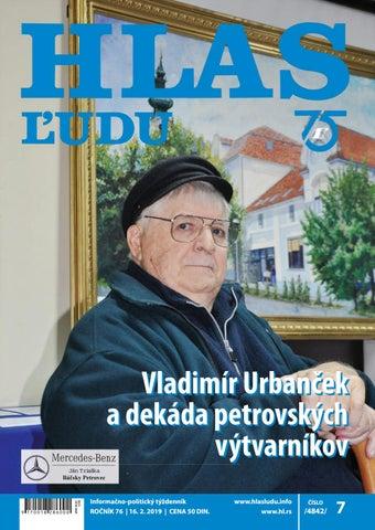 71fcb7438 Hlas ludu 7/2019 by NVU Hlas ľudu - issuu