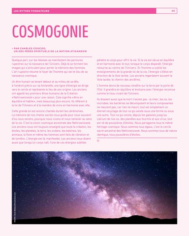 Page 20 of Cosmogonie
