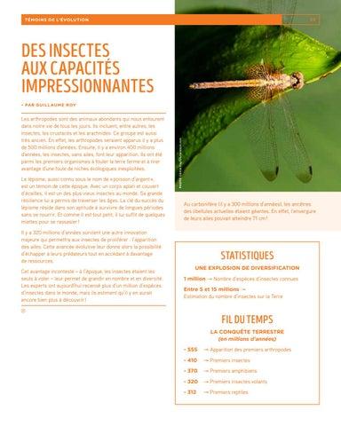 Page 23 of Témoins de l'évolution