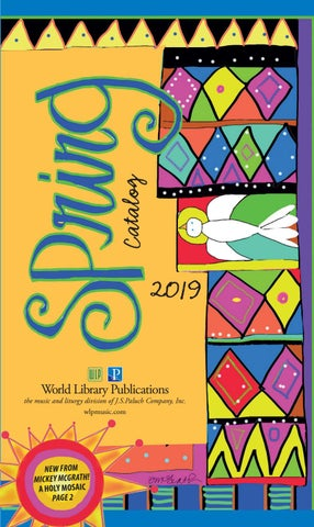 World Library Publications Spring Catalog 2019 by World