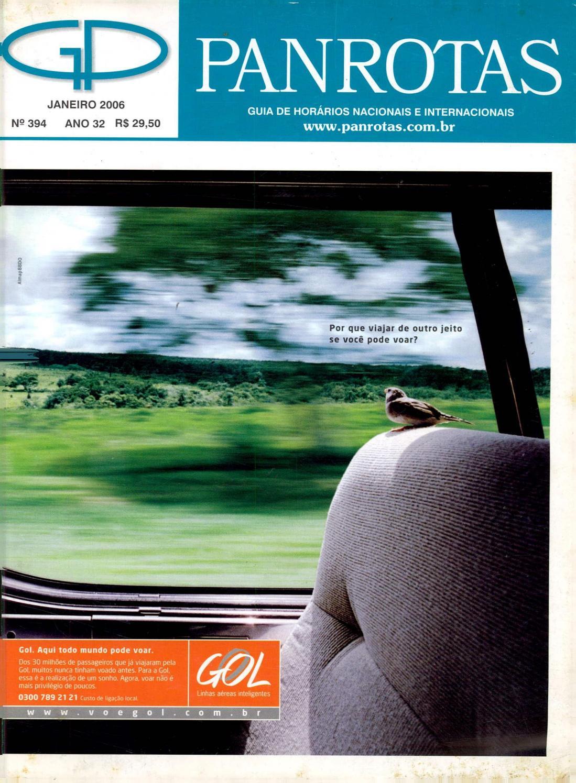58d9e42e85c7 Guia PANROTAS - Edição 394 - Janeiro/2006 by PANROTAS Editora - issuu