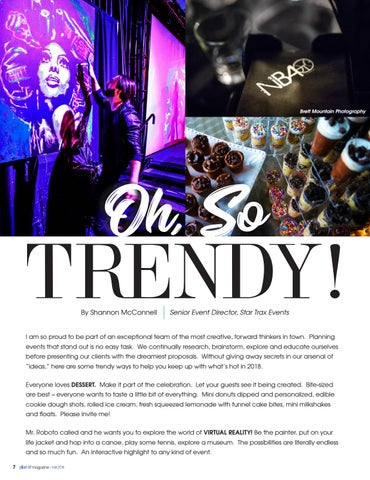 Page 8 of Oh, So Trendy!