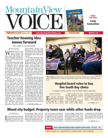 Mountain View Voice February 22, 2019 by Mountain View Voice