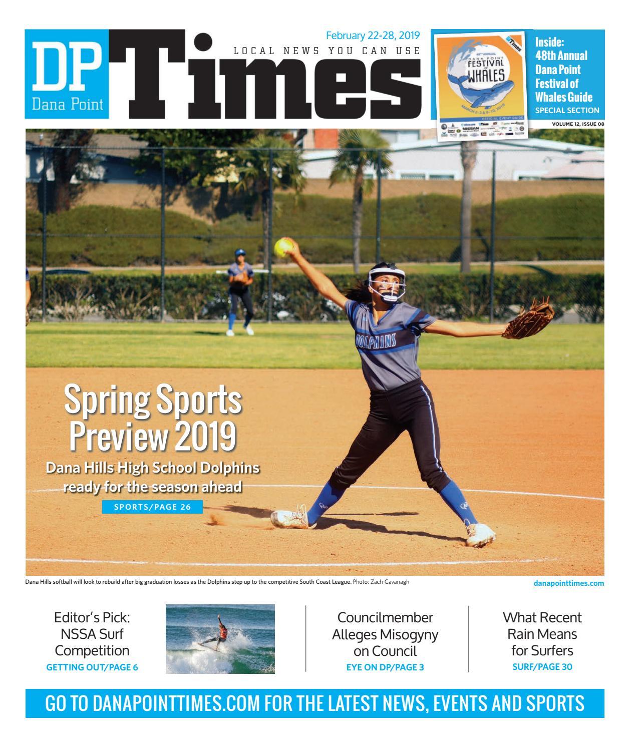 February 22, 2019 by Dana Point Times - issuu