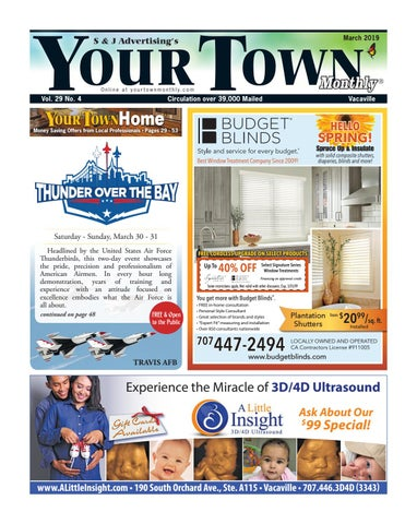 Your Town Monthly: Vacaville March 2019 by Your Town Monthly - issuu