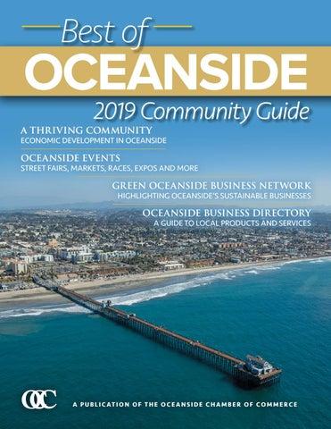 0680450409 2019 Best of Oceanside Community Guide by Oceanside Chamber of ...