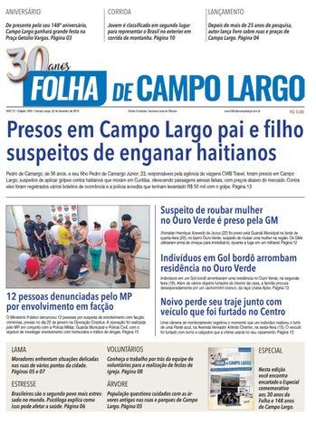 fb7053f9c0 Folha de Campo Largo by Folha de Campo Largo - issuu