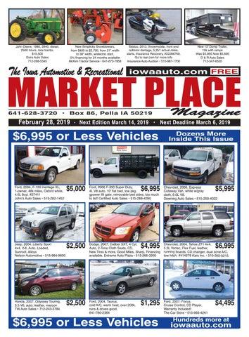 Marketplace Magazine February 28, 2019 by Marketplace