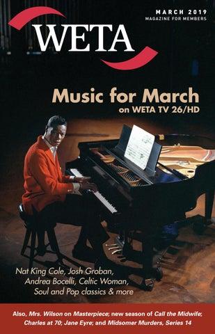 March 2019 - WETA Magazine by WETA - issuu