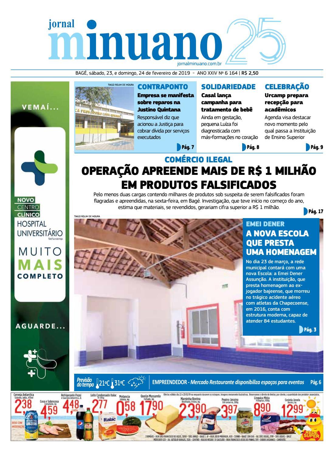 4ae08e3ba4bf 20190223 by Jornal Minuano - issuu