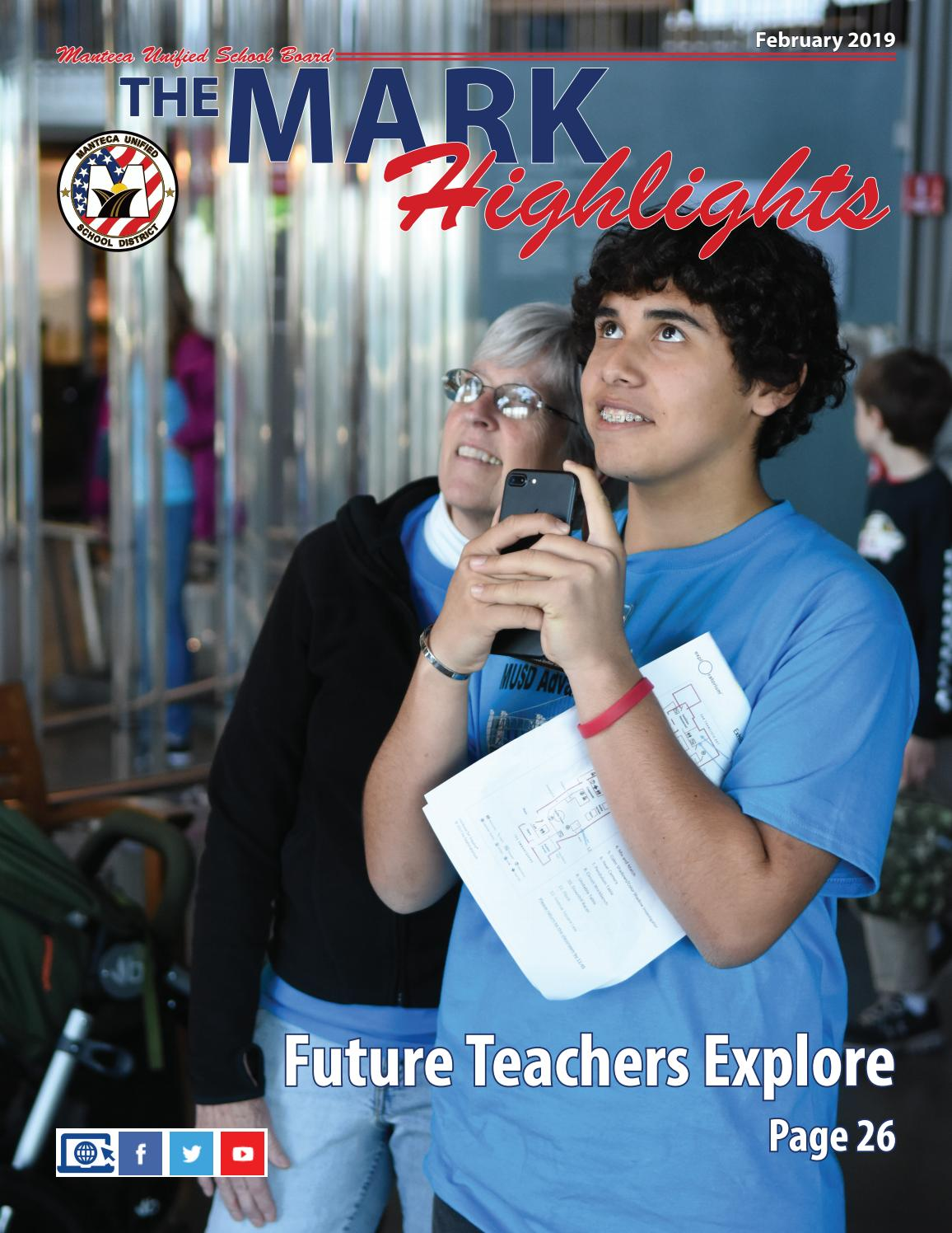 Expo Stands Lightsee : Mark highlights february 2019 by manteca unified school district issuu