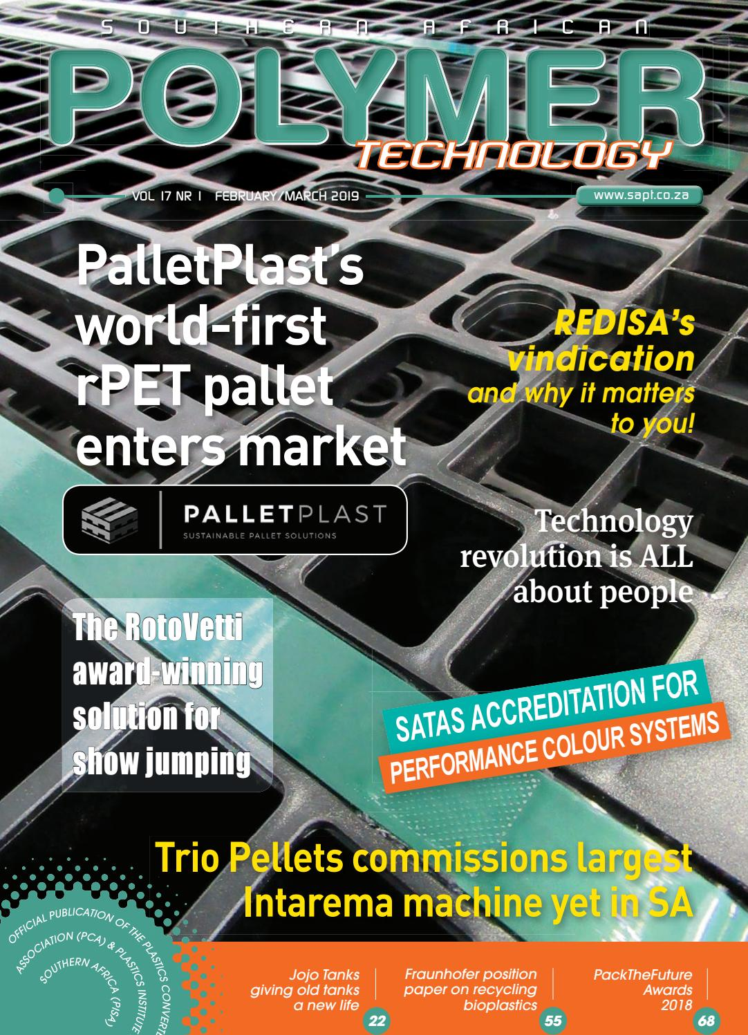 Southern African Polymer Technology by SA Plastics, Composites