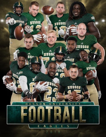 2018 Husson Football Media Guide by Husson Eagles - issuu