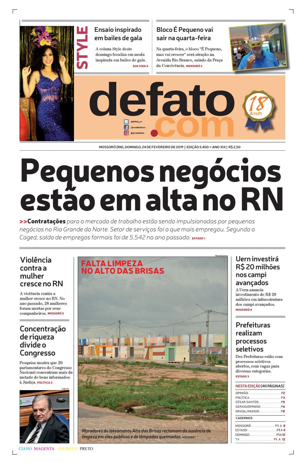6a38f3e06 Jornal de Fato by Jornal de Fato - issuu