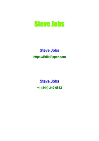 steve jobs quotes about time by rebekahpicd issuu