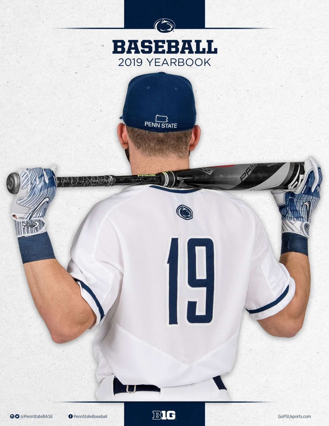 d26d3782d 2019 Penn State Baseball Yearbook by Penn State Athletics - issuu