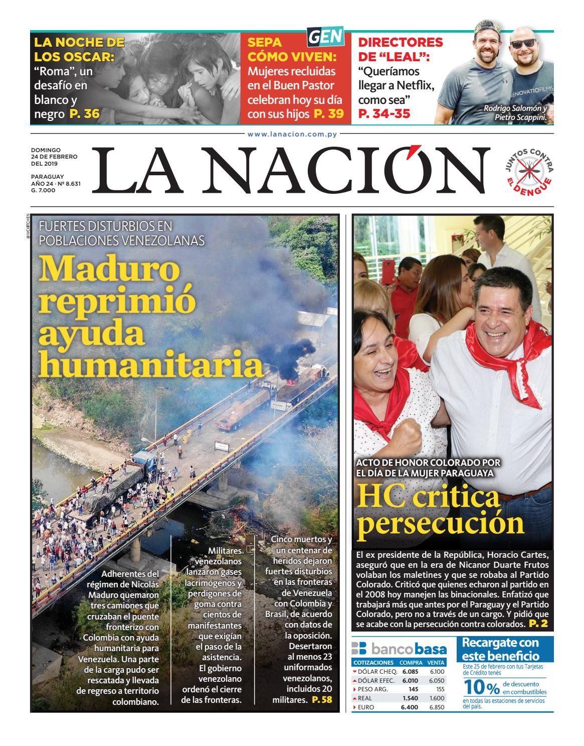 182ec10e7ca55 DIARIO LA NACIÓN - EDICIÓN 8.631 by La Nación - issuu