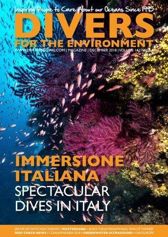 0d4d362ec5404c Divers for the Environment December 2018 by Emirates Diving ...