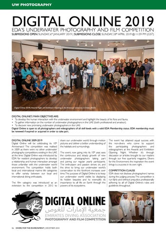 Page 86 of Digital Online – EDA's Underwater Photography & Film Competition