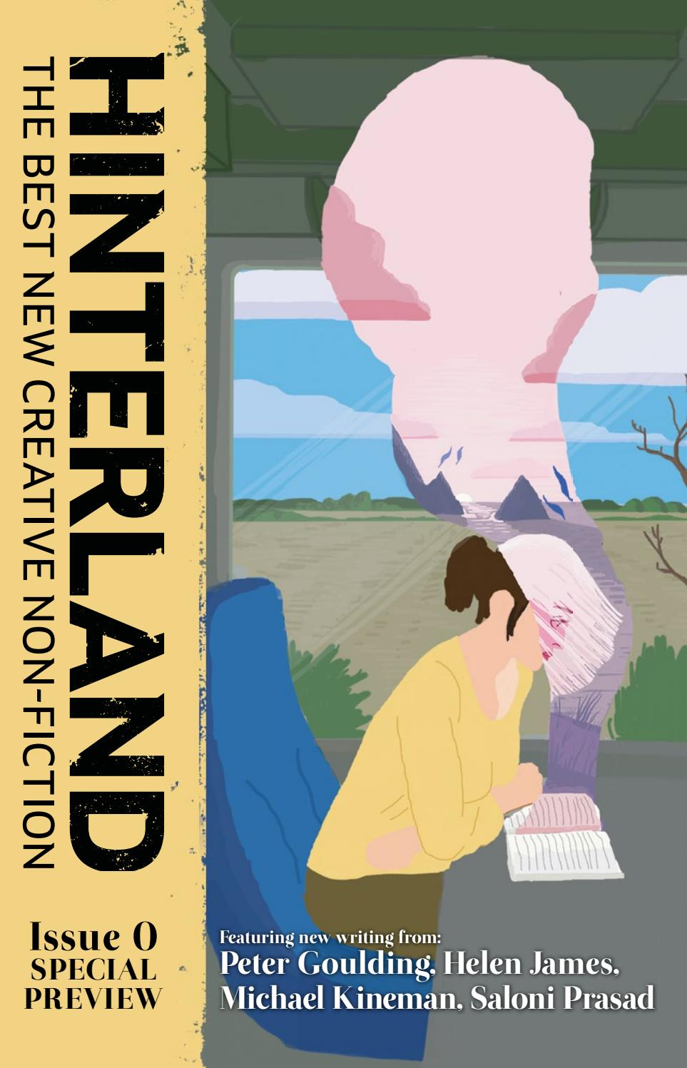 Hinterland Issue 0 - Special Preview by Hinterland Non