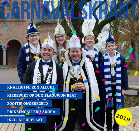 Kleurplaten Carnaval Oeteldonk.44 Jaar Diepenkikkers By Rvb Media Issuu
