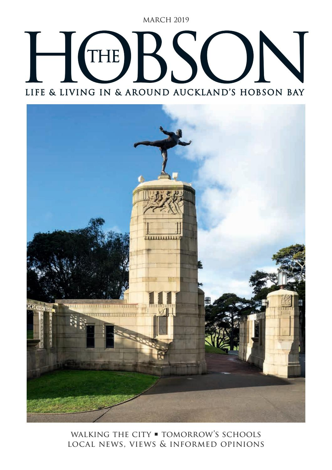 The Hobson Magazine: March 2019 by The Hobson - issuu