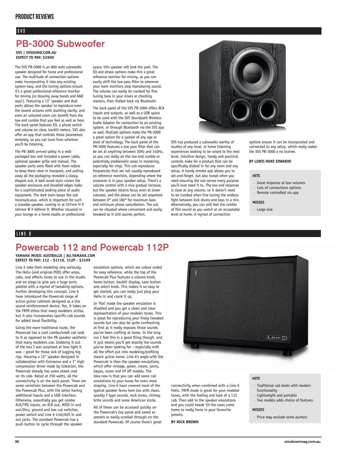 Mixdown Magazine 298 by Furst Media - issuu