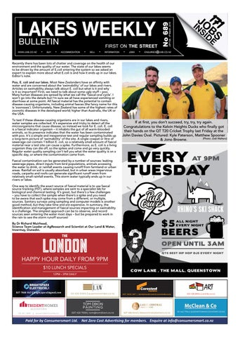 Issue 689 by Lakes Weekly Bulletin - issuu