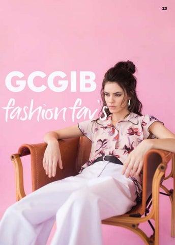 Page 23 of GCGIB Fashion Favourites