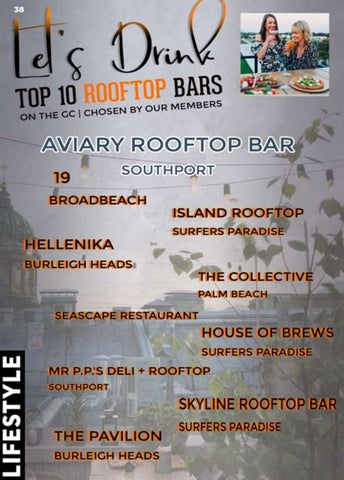 Page 38 of TOP 10 Rooftop Bars