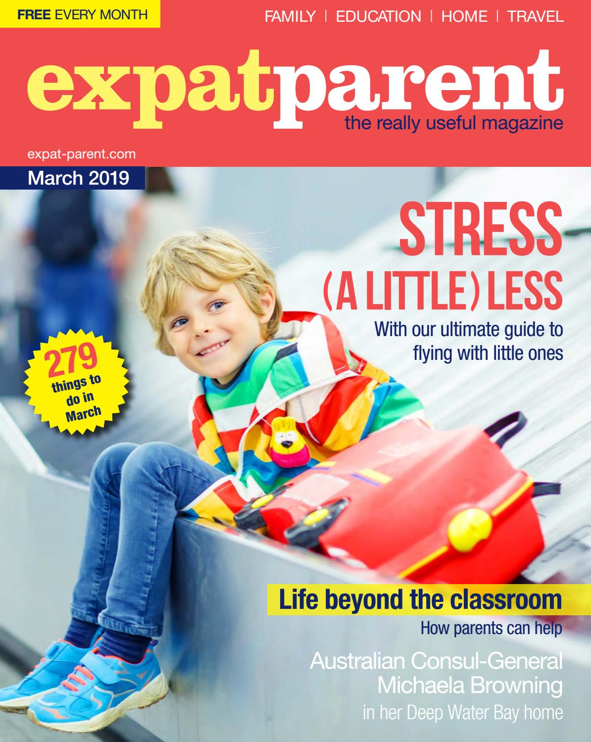 The Seekers Why Parents Try Fringe >> Expat Parent March 2019 By Hong Kong Living Ltd Issuu