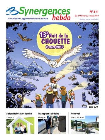 Synergences Hebdo N511 By Agglomération Du Choletais Issuu