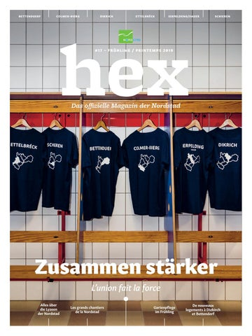Hex17 - Printemps 2019 by Maison Moderne - issuu