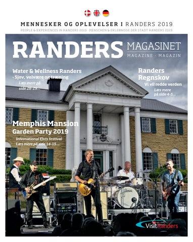 Randers Magasinet 2018 By Visitranders Issuu