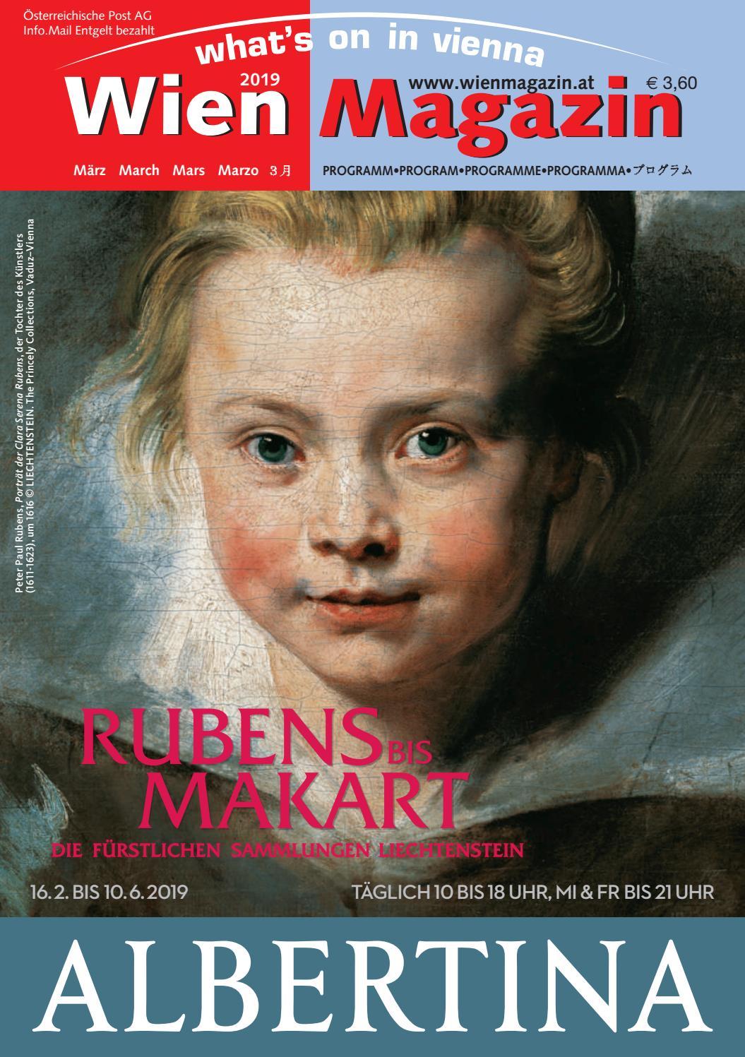 Wien Magazin 03 2019 By Waltraud Edelmayer