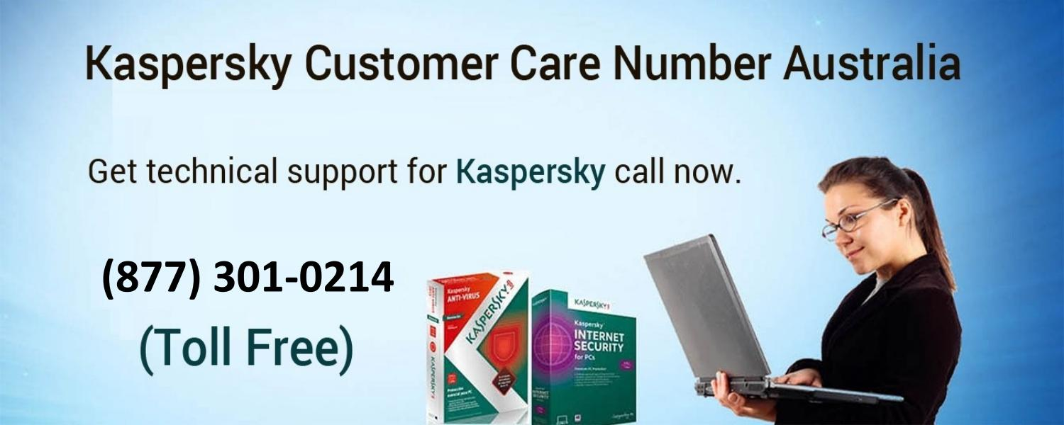 Get help from Kaspersky Customer Service Number Dial (877) 301-0214