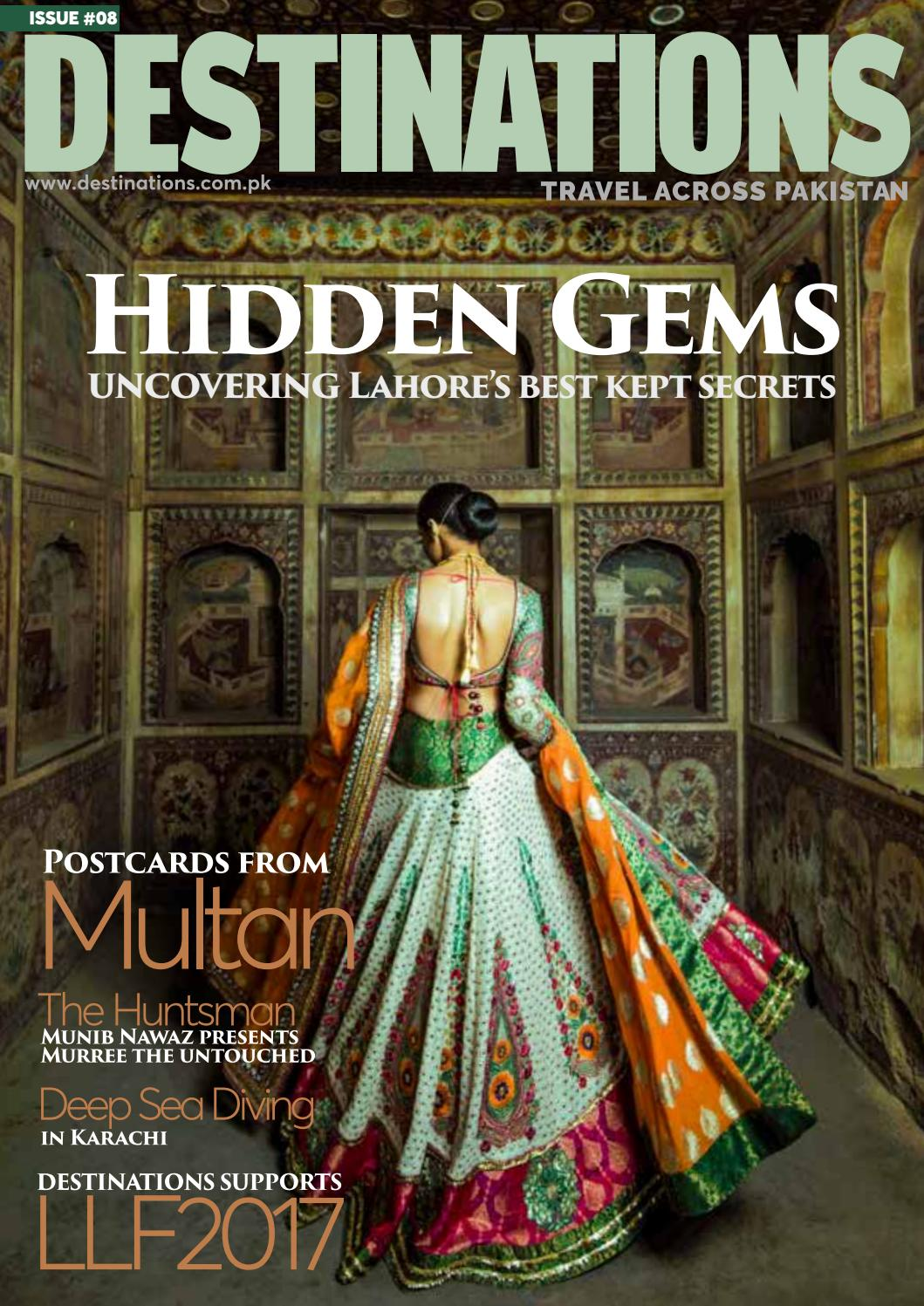 DESTINATIONS - Issue 8 - Pakistan's Premier Travel and