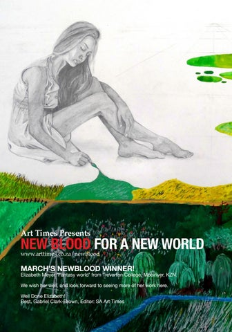 Page 84 of NEW BLOOD FOR A NEW WORLD : Schools Young Artists