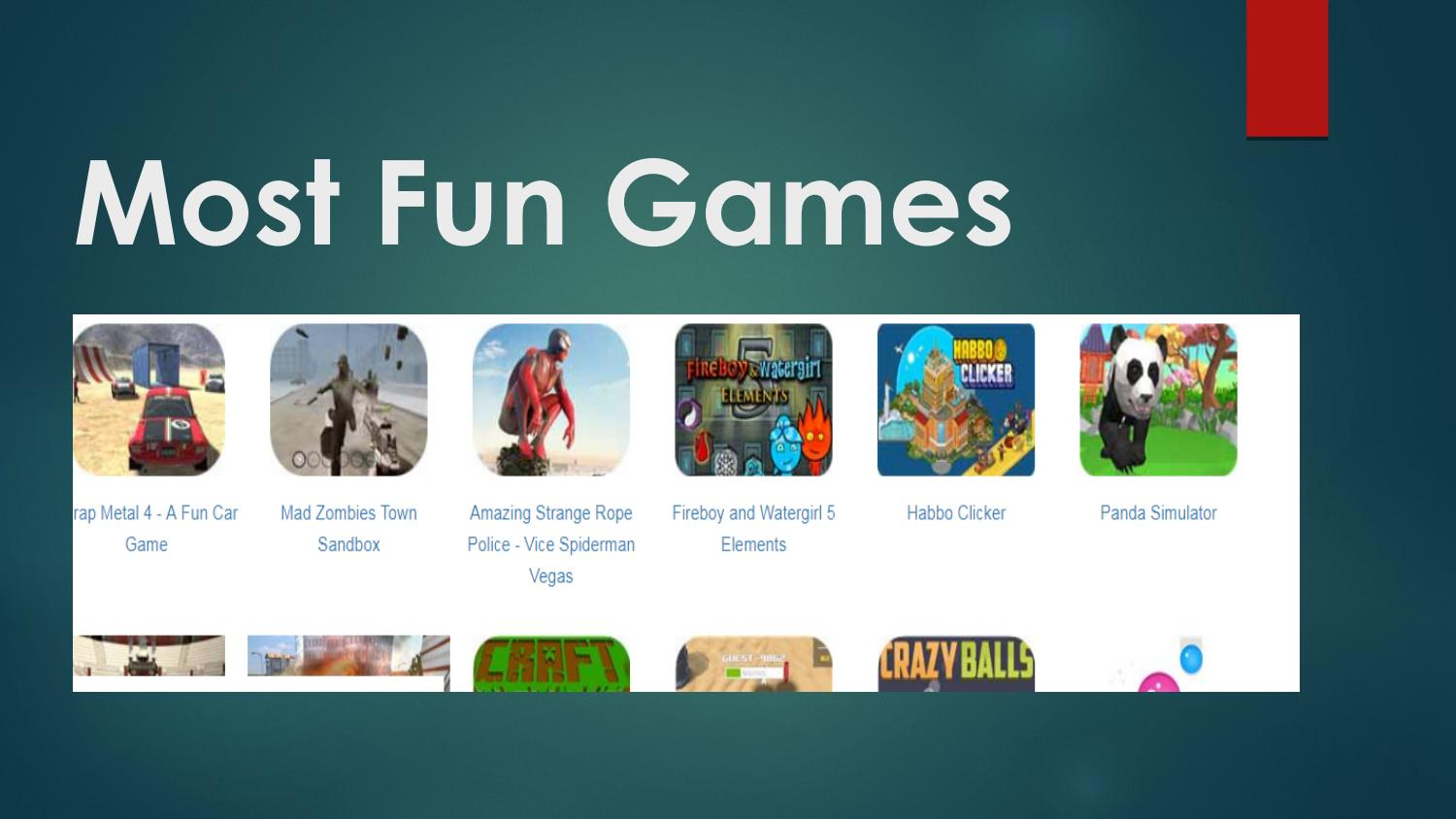 Notdoppler-Most Fun Games by MostFunGames - issuu